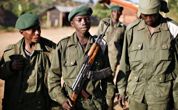 Marilton Ramos: 10 Shocking Facts about Child Soldiers in ...