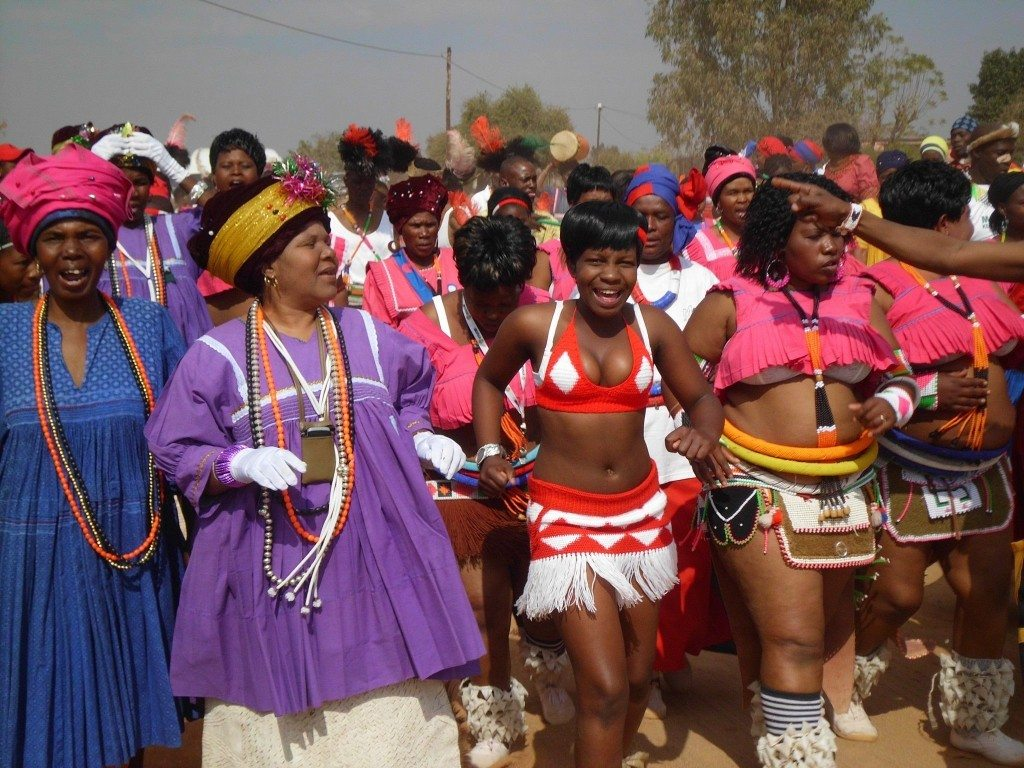 sotho - South African tribes