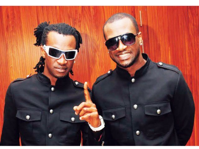 P-Square -  Africa Music Awards