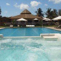 Ocean Beach Resort and spa--Kenya