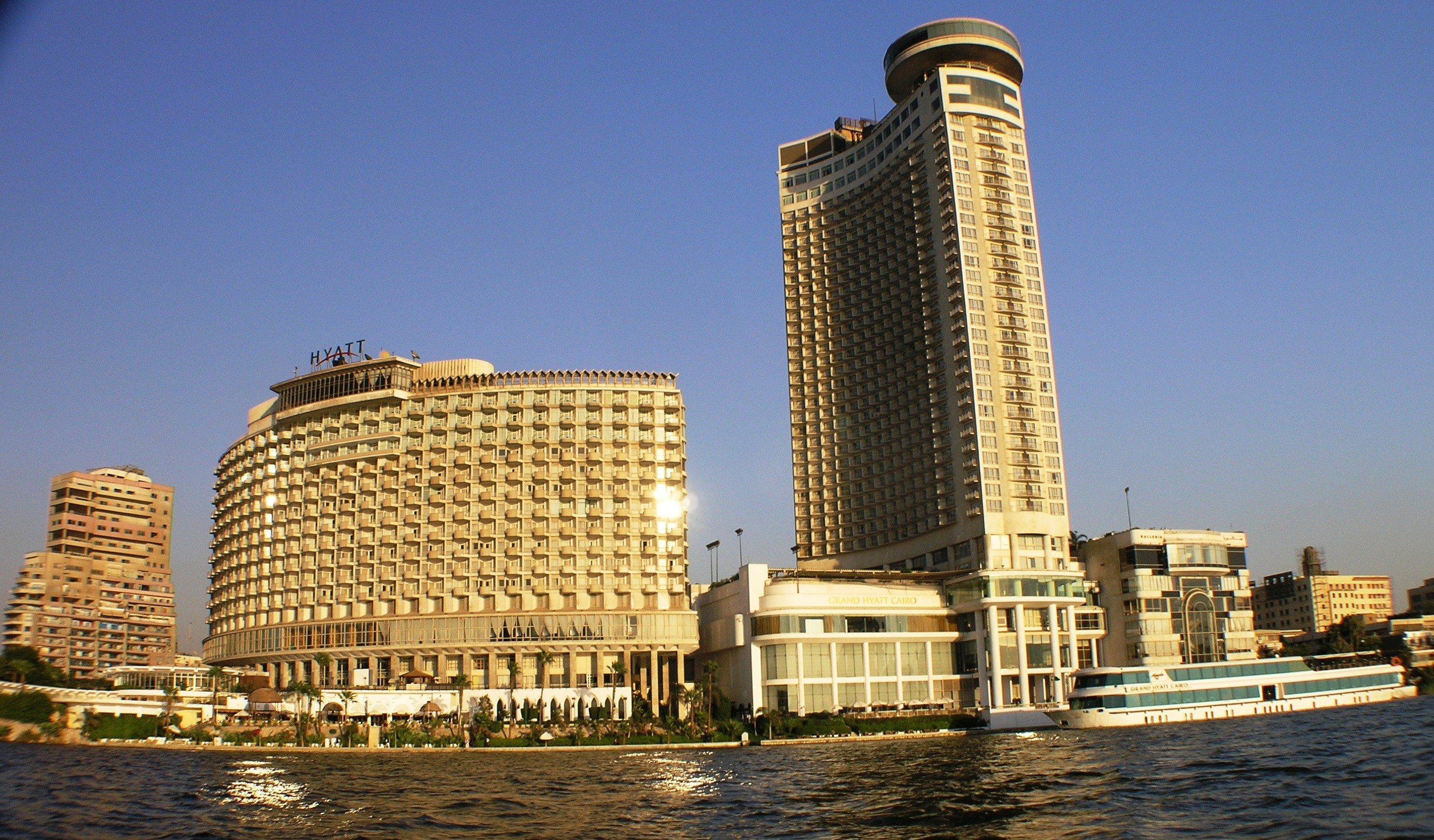 Top 10 Tallest Buildings In Egypt