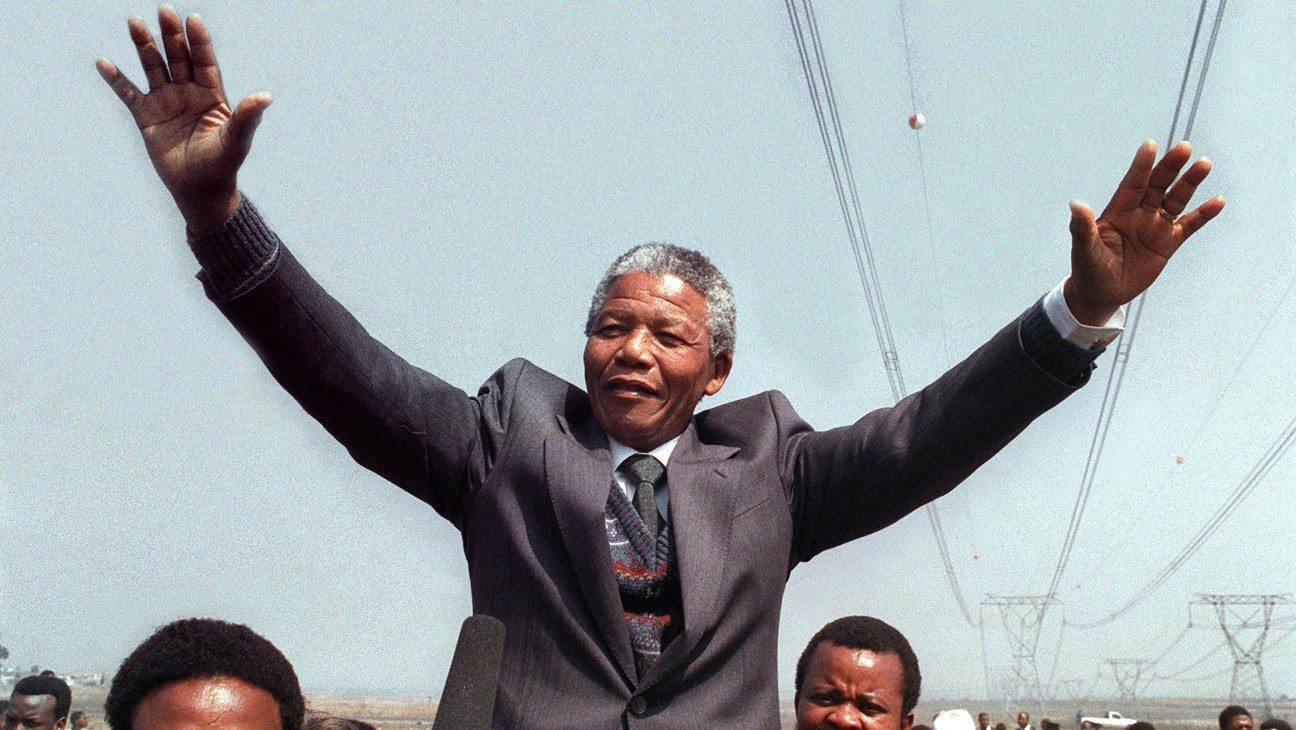Anti-apartheid leader and member of the