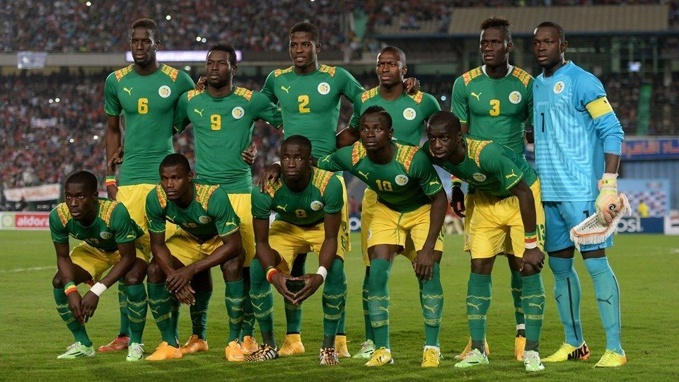 Image result for Senegal national team 2016