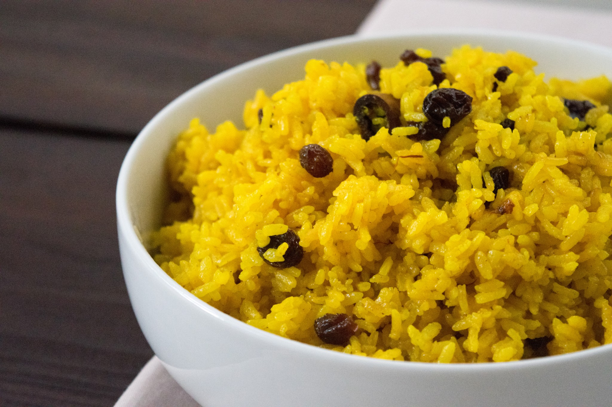 YELLOW RICE SOUTH AFRICA