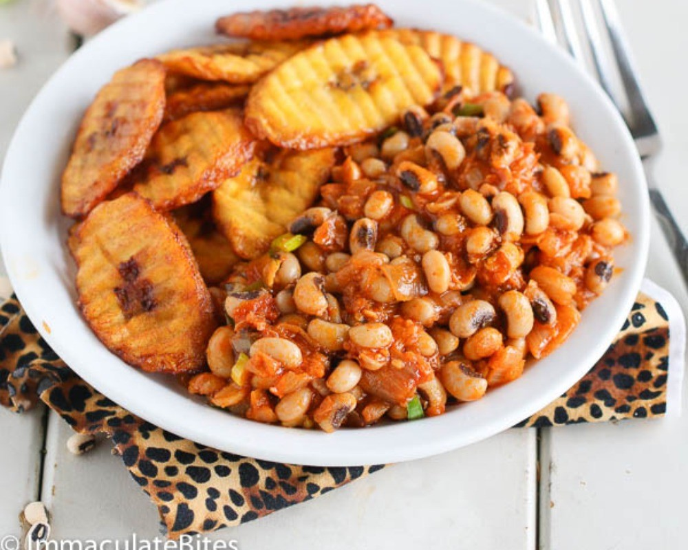 red red and plantain