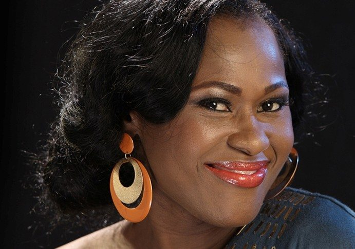 Uche-Jombo - Nollywood actress
