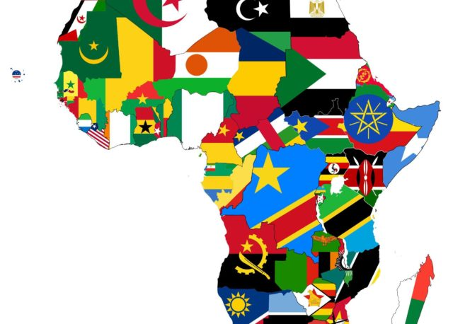 African Countries List Of Countries In Africa By Population - Largest country in africa