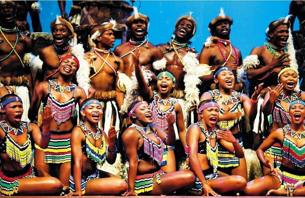 South African Tribes - 10 Famous Tribes in South Africa