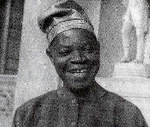 Amos_tutuola - African Authors
