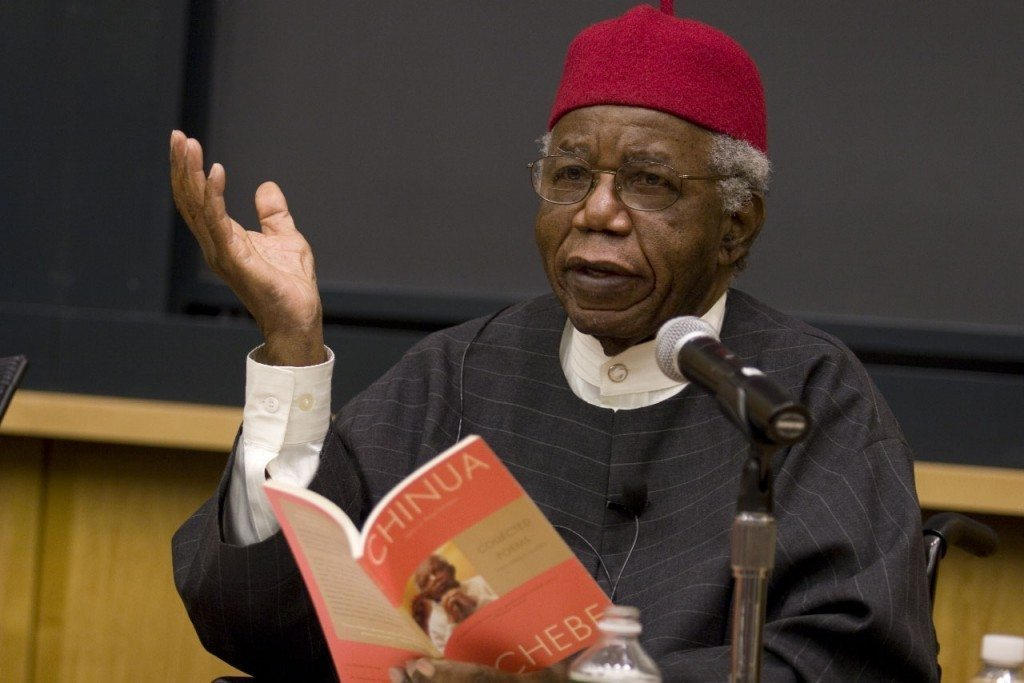 Chinua-Achebe - African Authors