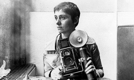 Diane arbus black and white photographers
