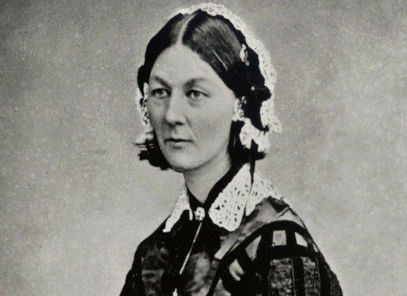 Florence_Nightingale - Famous Women Leaders