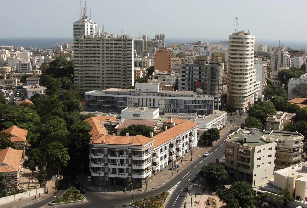 10 most stunning african cities you 39 ve never seen for Salon 7 places dakar