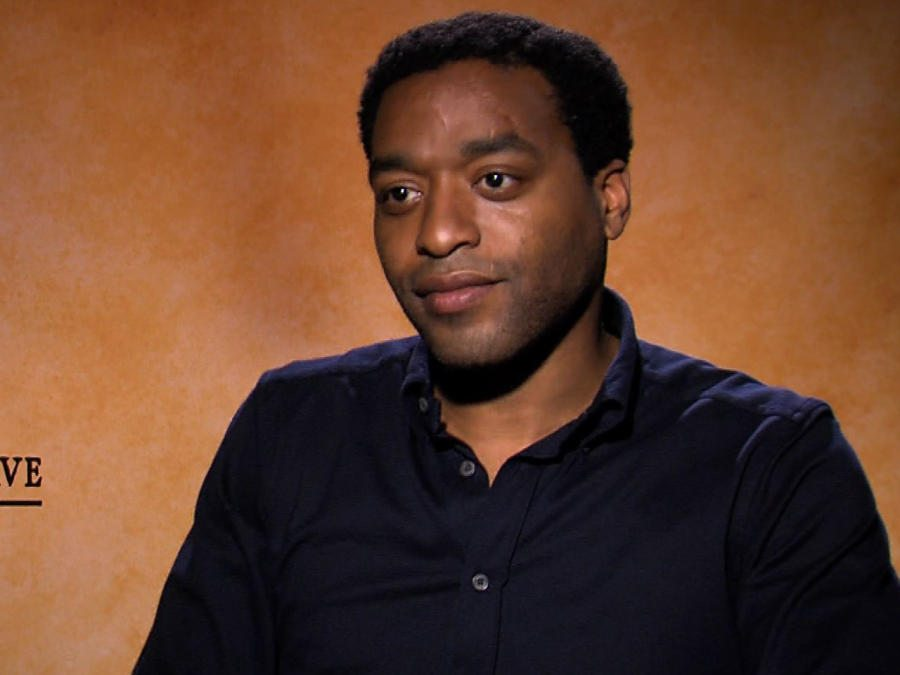 Chiwetelu Ejiofor - African actors