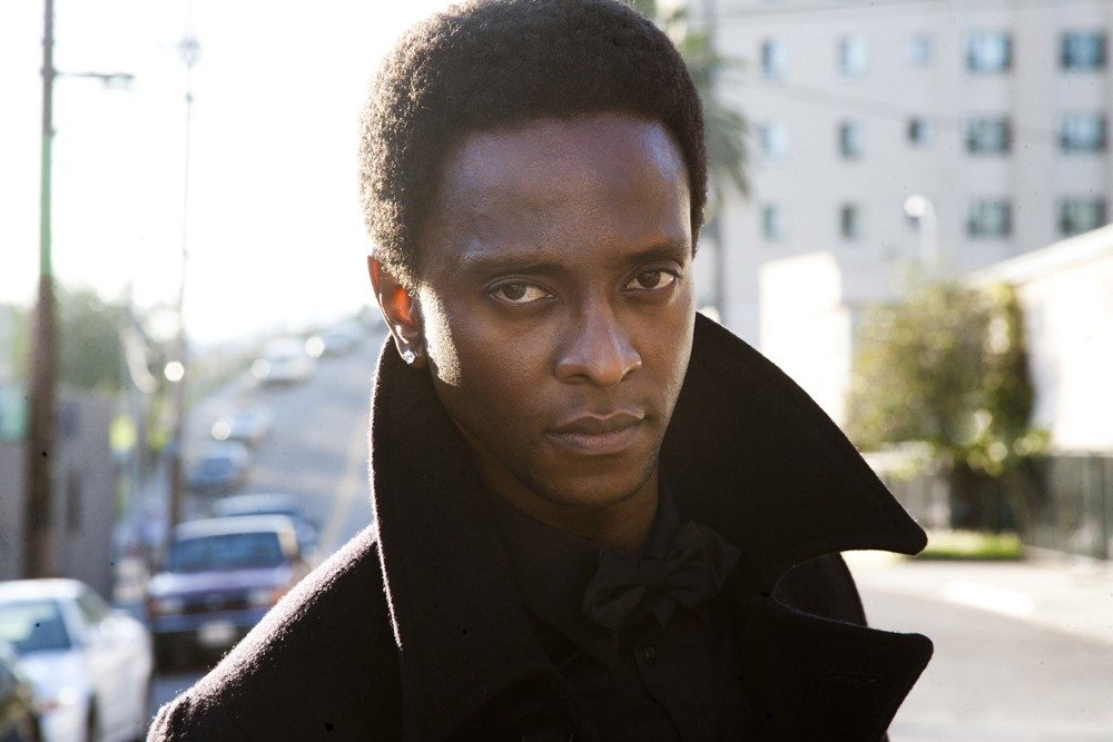 Edi Gathegi - African actors