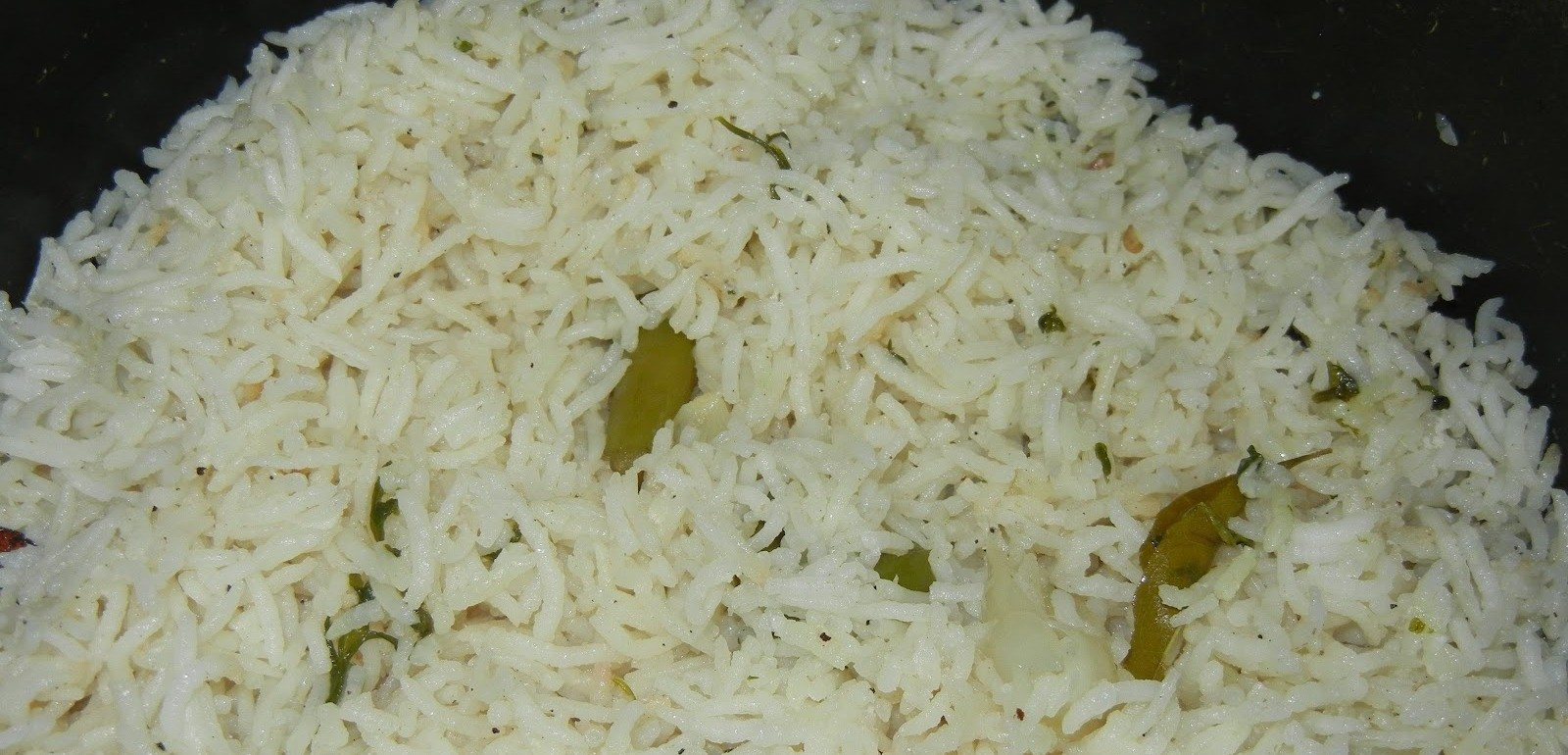 Rice in Coconut milk