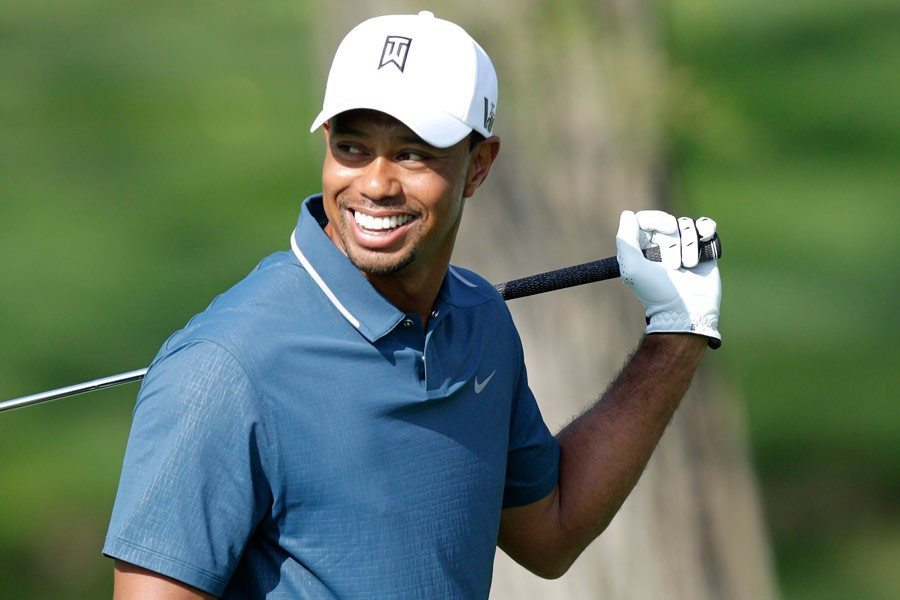 Tiger Woods - blasian celebrities