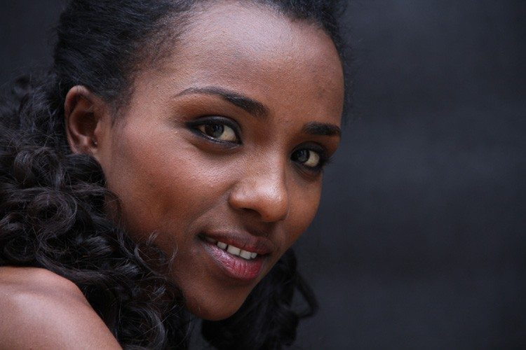 naked beautiful ethiopian girl