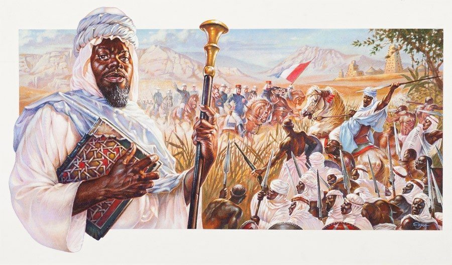 Samore Toure -- King of Sudan