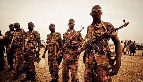 South Sudan War and Violence