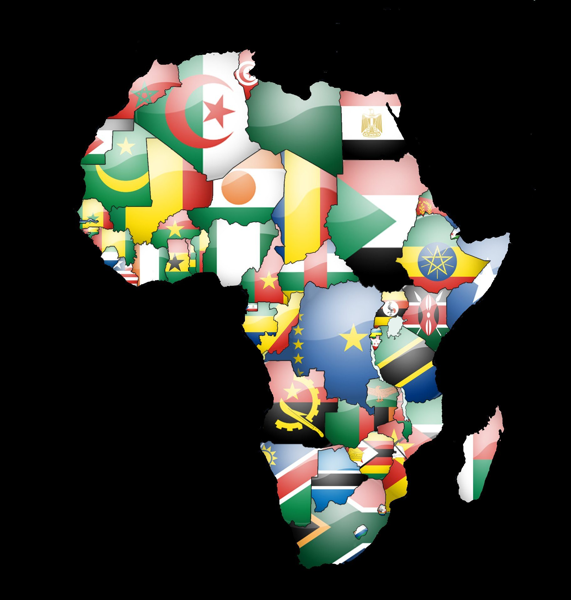 Which is the Largest Country in Africa