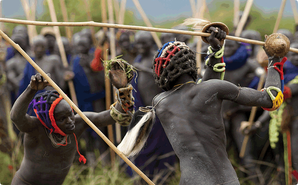 6 African Tribes and their Horrifying Practices