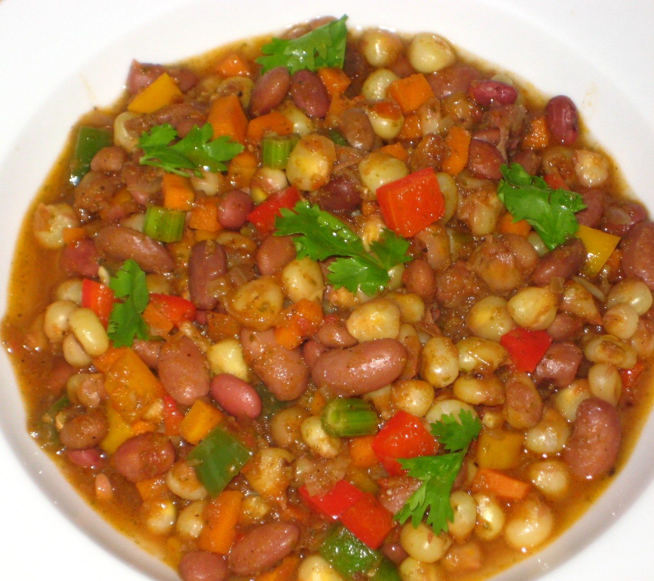 Top 3 kenyan recipes you would really enjoy eating githeri kenyan mix of corn and beans forumfinder Image collections