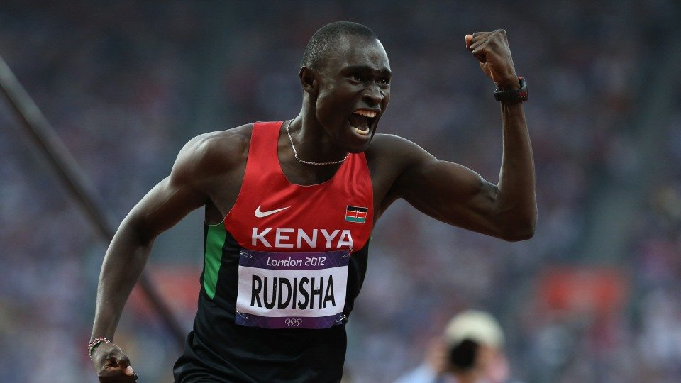 Olympics Day 13 - Athletics - african Olympic Gold Medalists