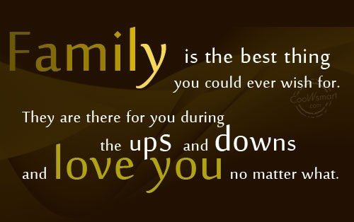 223 best inspirational family quotes