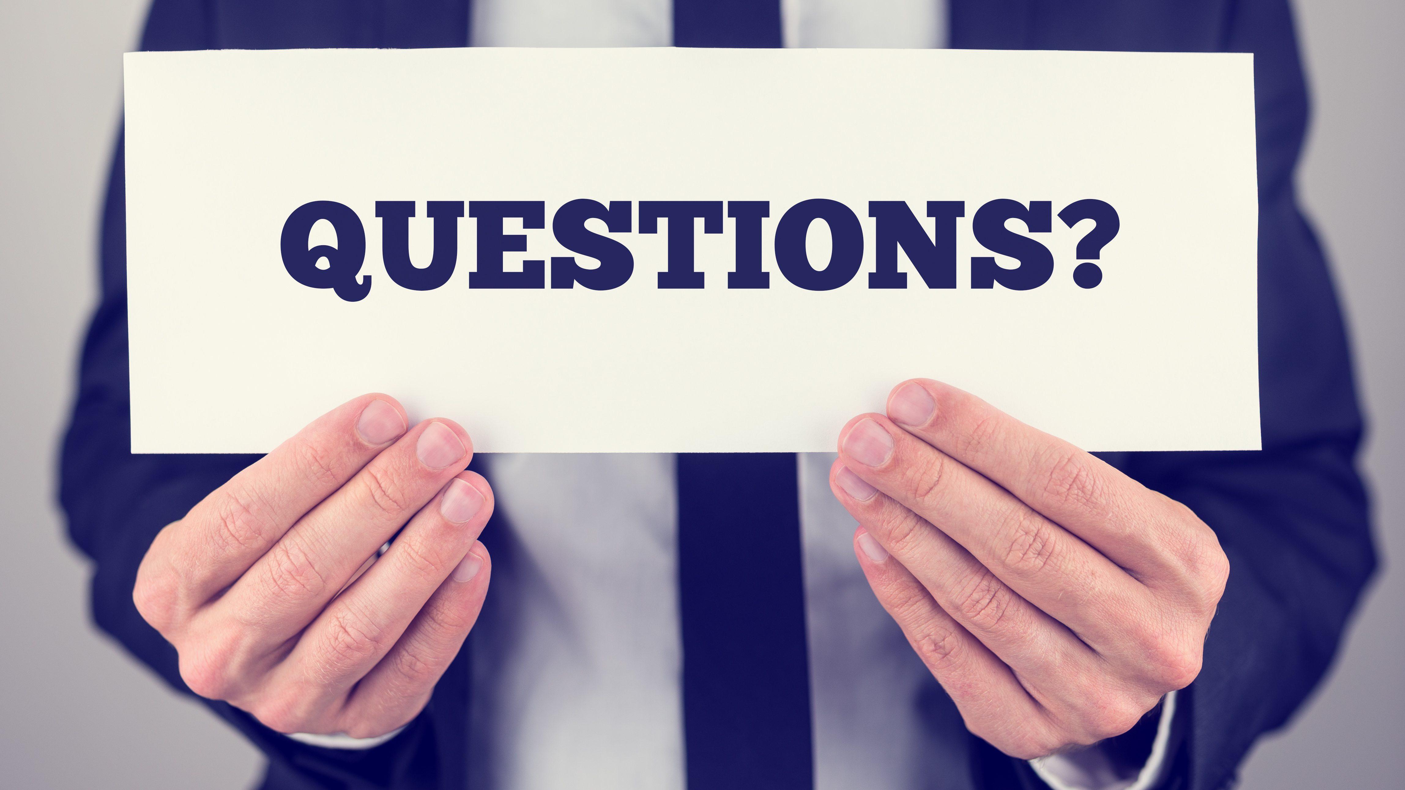 Random Funny Questions