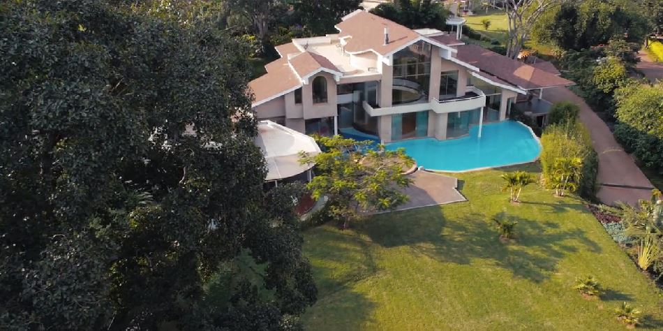 PHOTOS - This is Kenya's Most Luxurious House