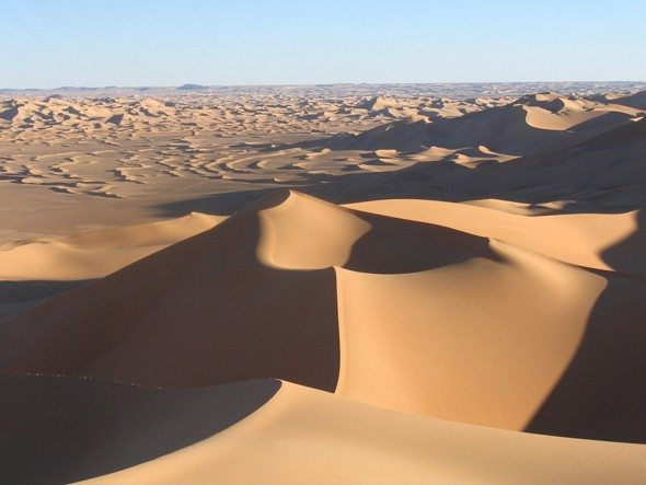 Sahara Desert - Map, Location, Animals, Oasis, History, Quick Facts