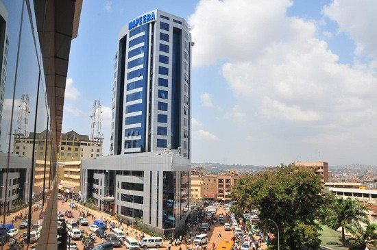 Mapeera House Is A 19 Storey High Rise Building In Kampala. The  Construction Was Completed In The Year 2012, Quite Recent. The Mapeera  House Accommodates ...
