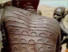 African Tribal Tattoos