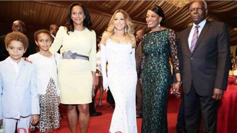 Isabel dos Santos Husband, Children, Parents, Net Worth of Angola's Richest Woman