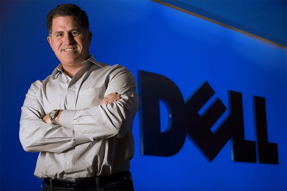 Michael Dell, CEO, Dell Inc. Round Rock, TX 7/24/08 Photo by Chris Covatta