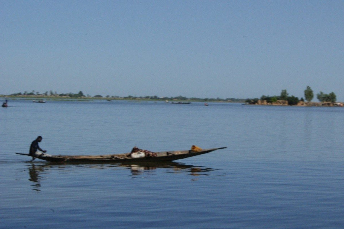 Niger River - Location on the Map, Source, Length, Quick Facts