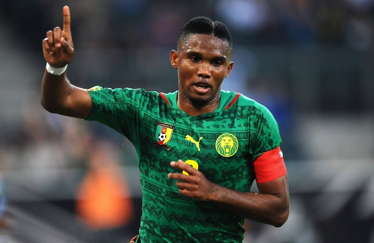 Samuel Eto o Facts About The Popular African Footballer
