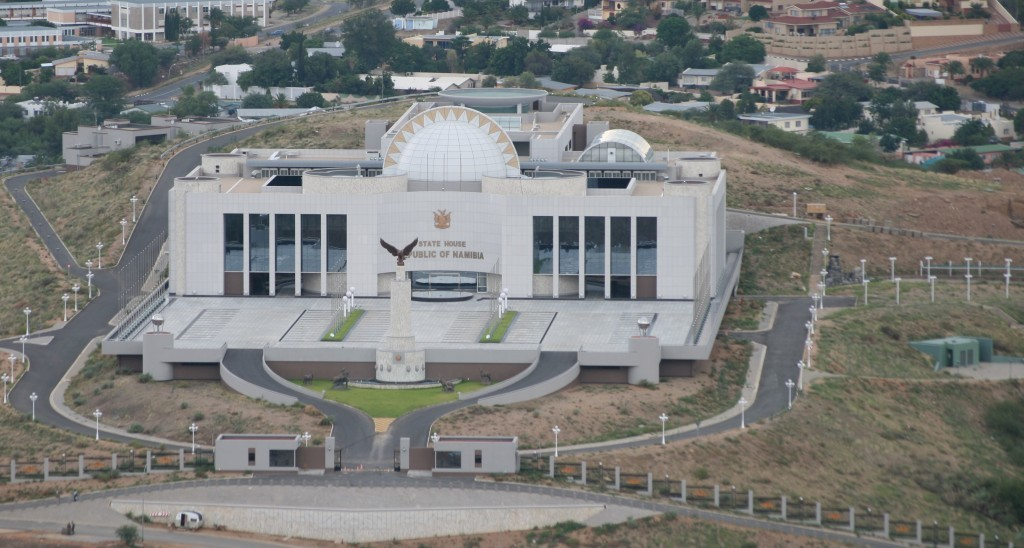 state-house-namibia