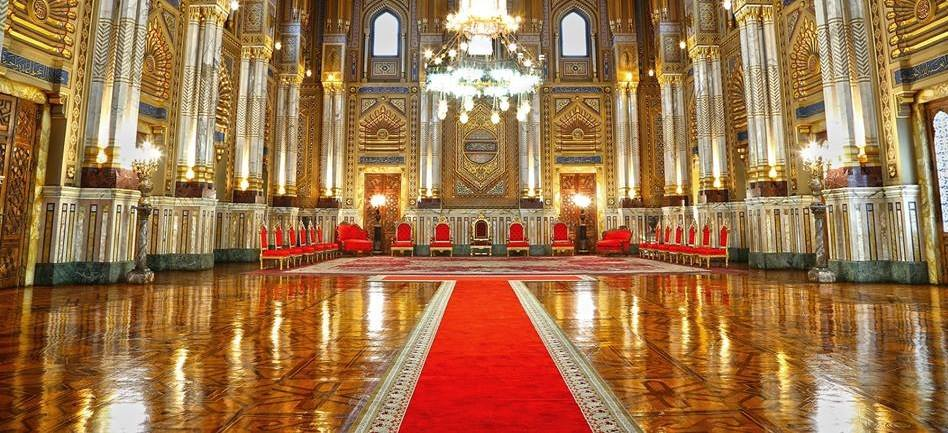 Top 10 Most Beautiful Presidential Palaces In Africa