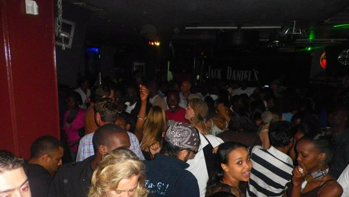 Image result for people partying in nairobi city