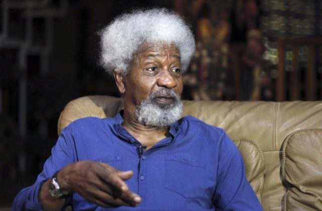 Image result for wole soyinka biography