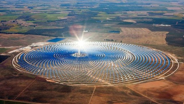 world's biggest solar plant goes live in morocco