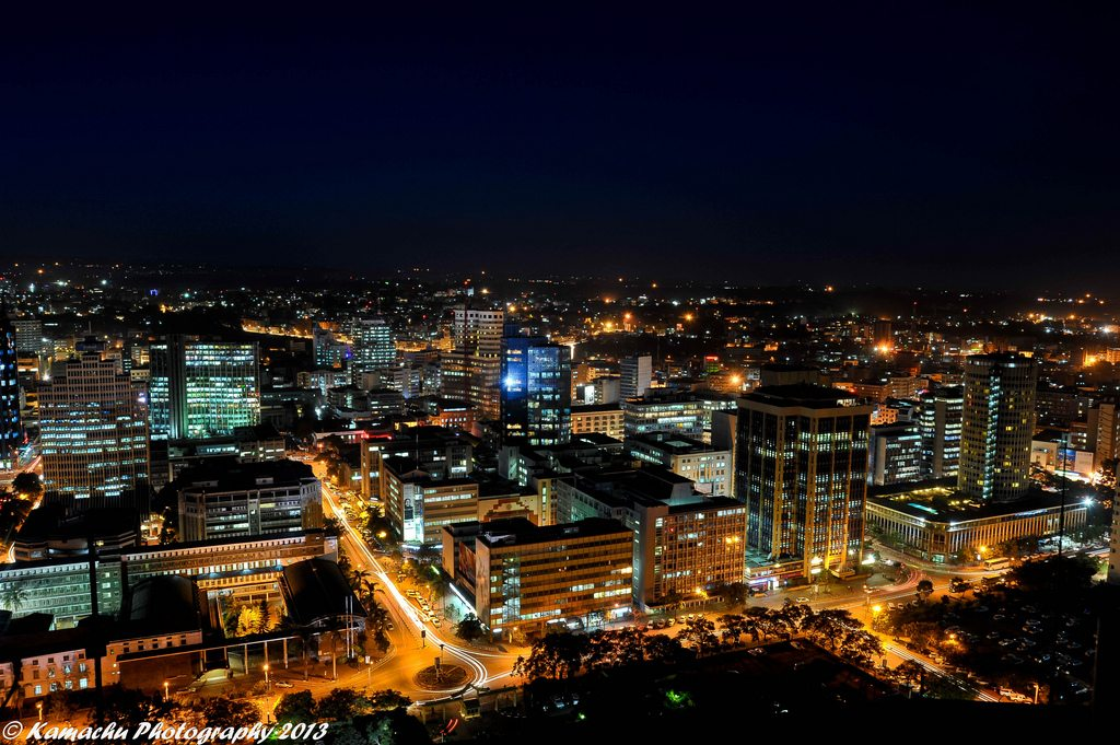 Beautiful Images Of African Cities At Night Cities To Blow Your Mind