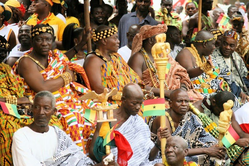 Interesting Facts About Ghana's Ashanti Tribe
