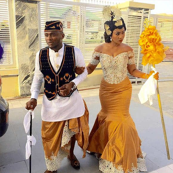 efik traditional wedding attire nigeria