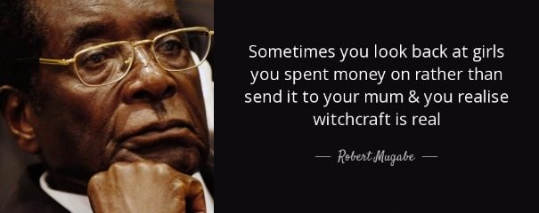 Robert Mugabe Quotes1