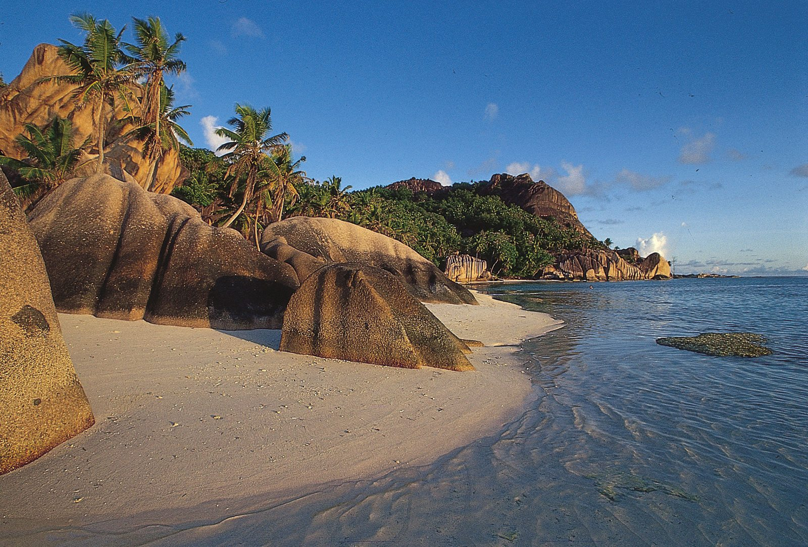 la digue beautiful islands seychelles