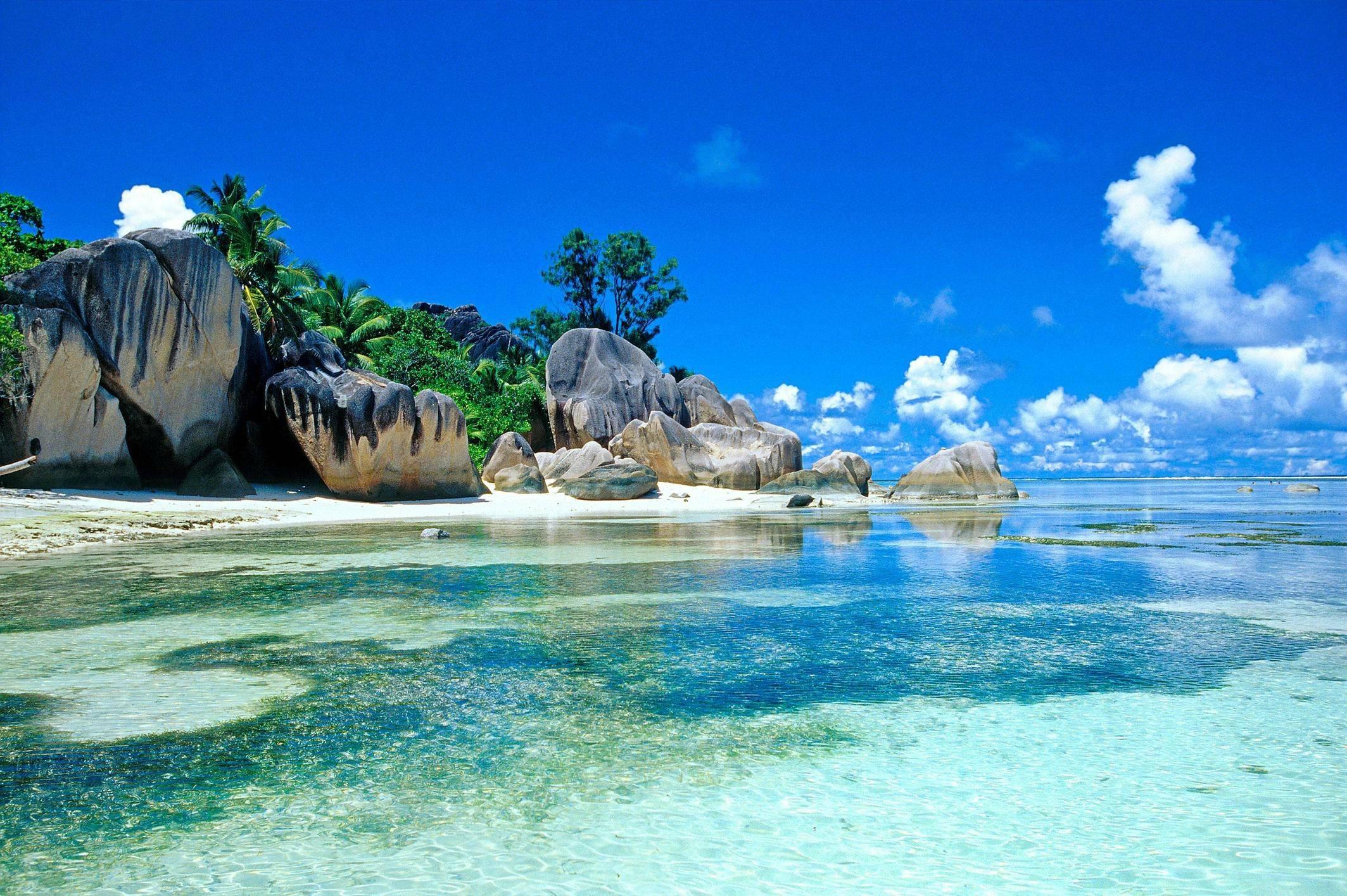 Mahe islands