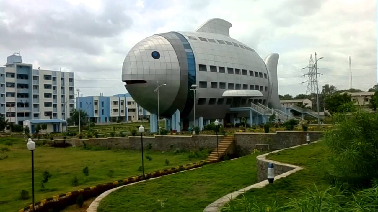10 Amazing Object Shaped Buildings From Around The World